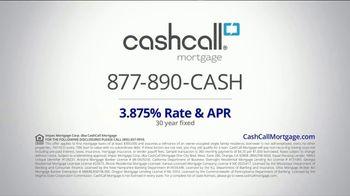CashCall Mortgage TV Spot, 'So Cheaply' - Thumbnail 10