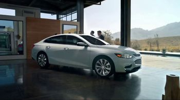 Chevrolet Bonus Tag Event TV Spot, '2017 Malibu' [T2] - 28 commercial airings