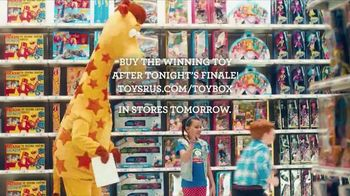 Toys R Us TV Spot, 'The Toy Box: Big Night' - Thumbnail 4