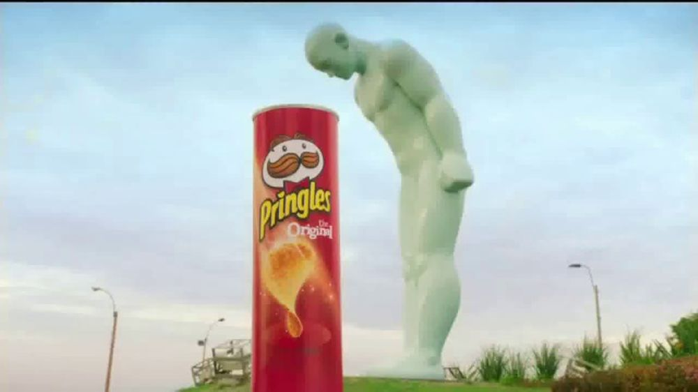 Pringles TV Commercial, 'Perspective'