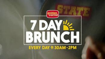 Golden Corral 7 Day Brunch TV Spot, 'Over 150 Choices' - Thumbnail 2