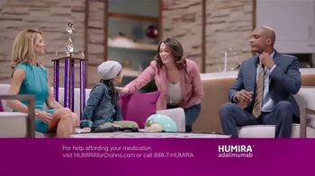 HUMIRA TV Spot, 'Crohn's Symptom Relief' - Thumbnail 9