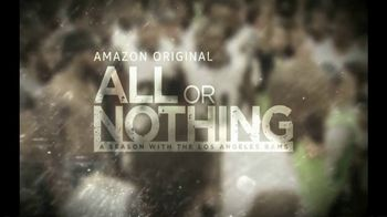 Amazon Prime Instant Video TV Spot, 'All or Nothing' - Thumbnail 9
