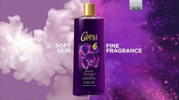Caress Sheer Twilight TV Spot, 'Soft Skin and Fine Fragrance' - Thumbnail 9