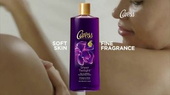 Caress Sheer Twilight TV Spot, 'Soft Skin and Fine Fragrance' - Thumbnail 4
