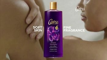 Caress Sheer Twilight TV Spot, 'Soft Skin and Fine Fragrance' - Thumbnail 5