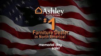 Ashley HomeStore Memorial Day Sale TV Spot, 'Queen Sets' - Thumbnail 1
