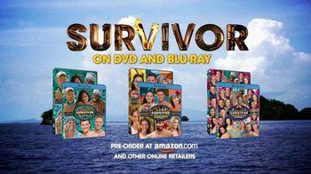 Survivor DVD and Blu-ray TV Spot, 'San Juan, One World and Cambodia' - Thumbnail 6