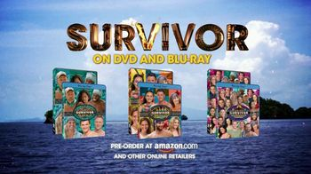 Survivor DVD and Blu-ray TV Spot, 'San Juan, One World and Cambodia'