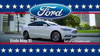 Ford Memorial Day Sellathon TV Spot, 'Six Days to Lease' [T2] - Thumbnail 8