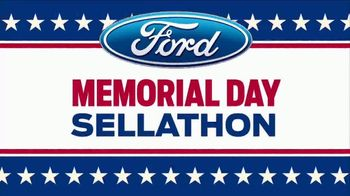 Ford Memorial Day Sellathon TV Spot, 'Six Days to Lease' [T2] - Thumbnail 1