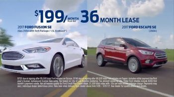 Ford Memorial Day Sellathon TV Spot, 'Six Days to Lease' [T2] - Thumbnail 3