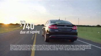 Ford Memorial Day Sellathon TV Spot, 'Six Days to Lease' [T2] - Thumbnail 6