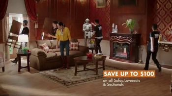 Big Lots TV Spot, 'Lavish Country Estate: Verona Sofa' - Thumbnail 6