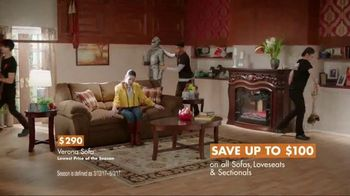 Big Lots TV Spot, 'Lavish Country Estate: Verona Sofa' - Thumbnail 7