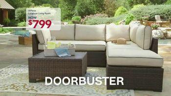 Ashley HomeStore Memorial Day Event TV Spot, 'Doorbusters: Sofa' - Thumbnail 5