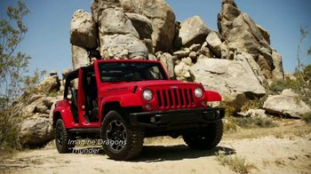 Jeep Memorial Day Sales Event TV Spot, 'Discover' Song by Imagine Dragons [T2] - Thumbnail 1