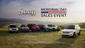 Jeep Memorial Day Sales Event TV Spot, 'Discover' Song by Imagine Dragons [T2] - Thumbnail 8