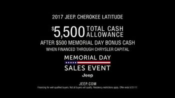 Jeep Memorial Day Sales Event TV Spot, 'Discover' Song by Imagine Dragons [T2] - Thumbnail 9