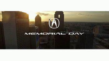 Acura Memorial Day TV Spot, 'Best Cars Award' [T2]