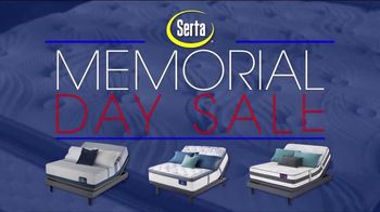 Serta Memorial Day Sale TV Spot, 'Save Up to $800' - Thumbnail 1