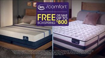 Serta Memorial Day Sale TV Spot, 'Save Up to $800' - Thumbnail 2