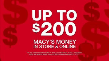 Macy's Money TV Spot, 'On Top of Coupons' - Thumbnail 3