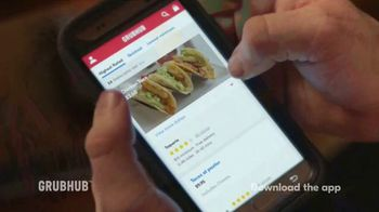 GrubHub TV Spot, 'Pronunciation' - Thumbnail 6