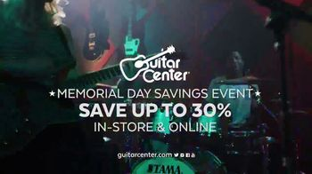 Guitar Center Memorial Day Savings Event TV Spot, 'Piano and Microphone' - Thumbnail 7