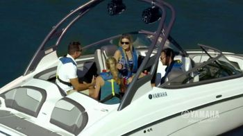 Yamaha Boats TV Spot, 'Engineered for Excellence' - Thumbnail 4