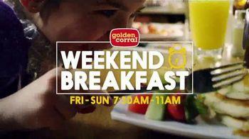 Golden Corral Weekend Breakfast TV Spot, 'Just Bacon' - Thumbnail 2