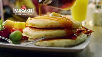 Golden Corral Weekend Breakfast TV Spot, 'Just Bacon' - Thumbnail 3