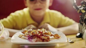 Golden Corral Weekend Breakfast TV Spot, 'Just Bacon' - Thumbnail 4