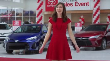 Toyota Time Sales Event TV Spot, '2017 Corolla Leasing' [T2] - 7 commercial airings