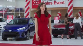 Toyota Time Sales Event TV Spot, '2017 Corolla Leasing' [T2] - Thumbnail 2
