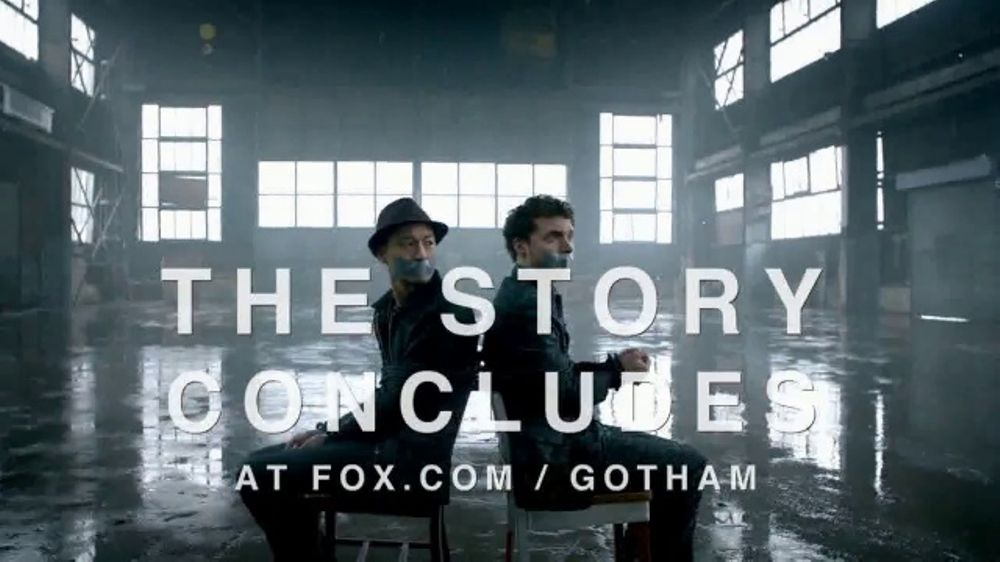 Subaru Forester Commercial Song >> 2017 Ford Escape TV Commercial, 'FOX: Gotham: A City Gone ...