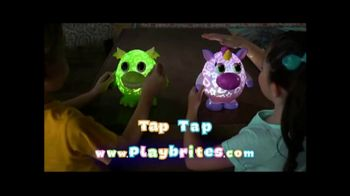Playbrites TV Spot, 'Magical Light Show'