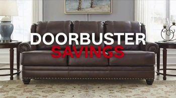 Ashley Furniture Homestore Memorial Day Event TV Spot, 'Doorbusters' - Thumbnail 5