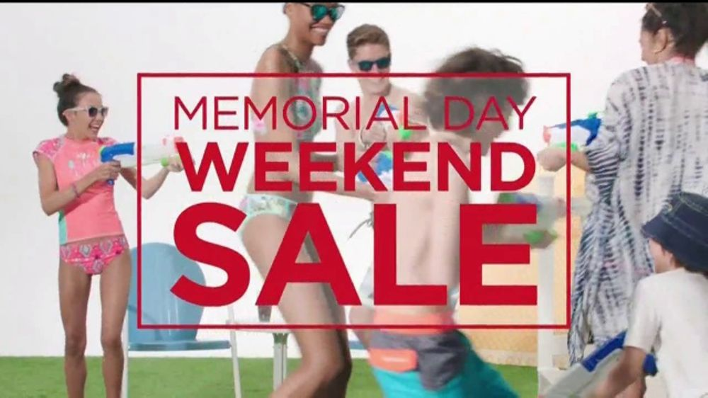 Kohls memorial day sale