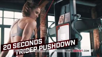 Bowflex HVT TV Spot, 'Reshape the Body' - Thumbnail 4