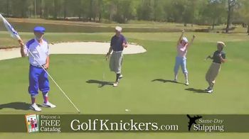 GolfKnickers.com TV Spot, 'Best Time Ever' - Thumbnail 2