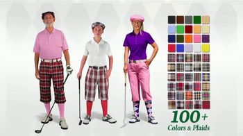 GolfKnickers.com TV Spot, 'Best Time Ever' - Thumbnail 3