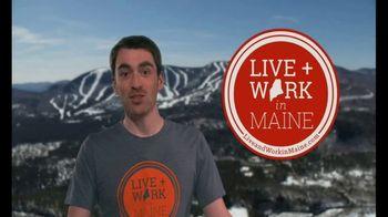 Live & Work Maine TV Spot, 'Live the Maine Life' - Thumbnail 4
