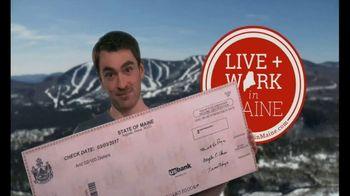 Live & Work Maine TV Spot, 'Live the Maine Life' - Thumbnail 5