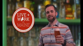 Live & Work Maine TV Spot, 'Live the Maine Life' - Thumbnail 7