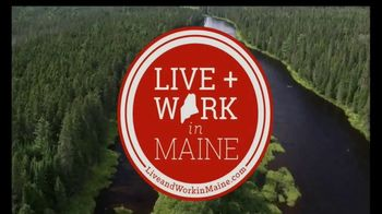 Live & Work Maine TV Spot, 'Live the Maine Life' - Thumbnail 8