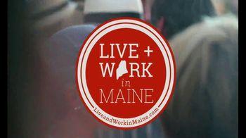 Live & Work Maine TV Spot, 'Live the Maine Life' - Thumbnail 9