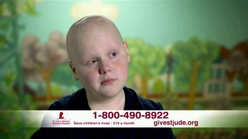 St. Jude Children's Research Hospital TV Spot, 'Cancer Is a Big Bully' - Thumbnail 3