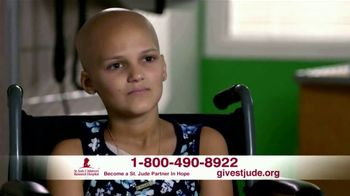 St. Jude Children's Research Hospital TV Spot, 'Cancer Is a Big Bully' - Thumbnail 5