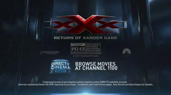DIRECTV Cinema TV Spot, 'xXx: Return of Xander Cage' - Thumbnail 9